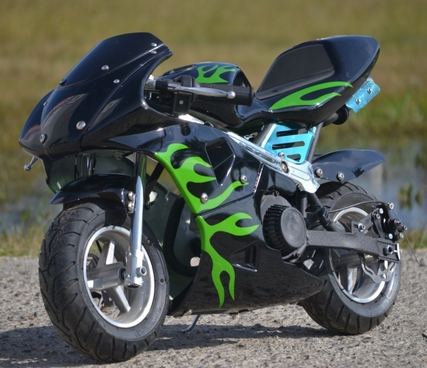 MOTO 49cc PS77 Pocketbike